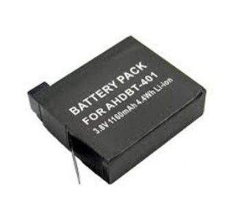 Special Offer Actionmounts 3.8V 1160mAh battery GoPro Hero4 AHDBT-401 (AM182)