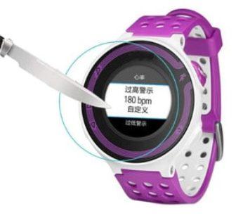 KD Garmin Forerunner 230 40mm Clear Glass Screen Protector (G-GF230)