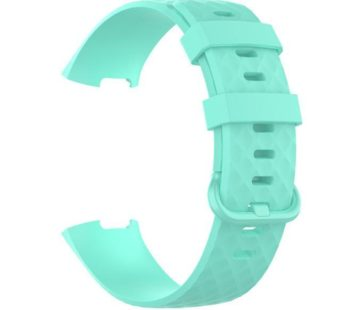 KD Silicone Strap for Fitbit Charge 3/4, Sense (6 colours)