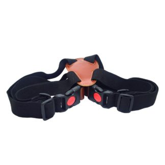 shoulder harness camera strap