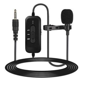 smartphone lapel microphone