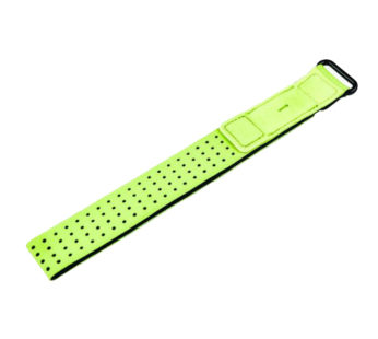 KD Fitbit Inspire/Charge 2/Alta nylon velcro strap – Green (S-M-L)