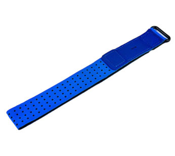 KD Fitbit Inspire/Charge 2/Alta nylon velcro strap – Blue (S-M-L)