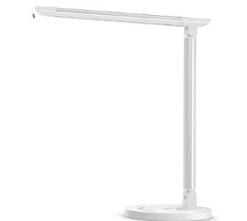 KD home/office dimmable eye-caring USB LED desk lamp light