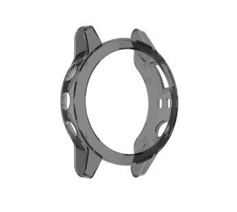 KD Garmin Fenix 5S replacement TPU silicone protective case – Black