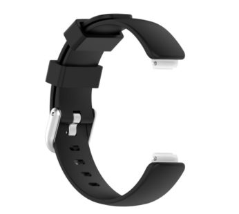 KD Fitbit Inspire 2 replacement silicone strap – Black (M-L)