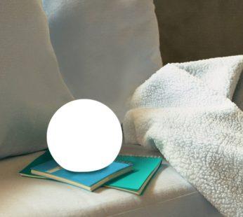 KD Rechargeable LED Multi-Colour Ball Table Light (LED-T-MC)