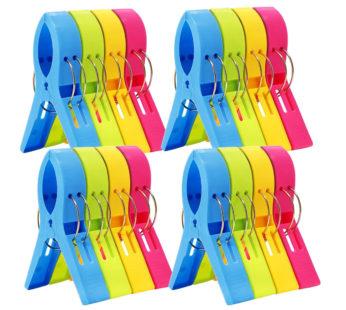 KD Laundry Washing Day Hang Dry Clothing Thick Plastic Pegs – Jumbo /x16