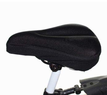 KD Cycling bike soft ride cushioned MTB silicone gel seat cover
