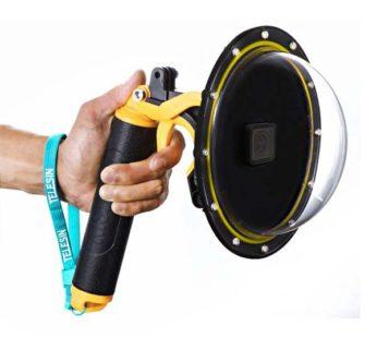 Ultimate Deals Action Mounts 6″ Dome Port & Lens Hood for GoPro 3+/4 (AM320A)