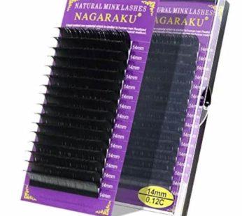 Ultimate Deals KD NAGARAKU 16 Rows Faux Mink individual Eyelashes. C curl